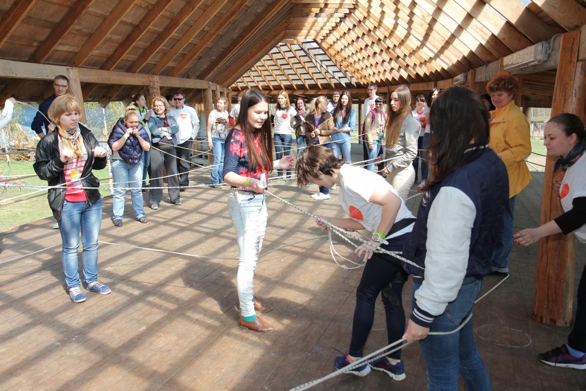 Культурно-спортивная акция в Этномире Калужской области (2.05.2015) <br> Дата размещения: 06.05.2015