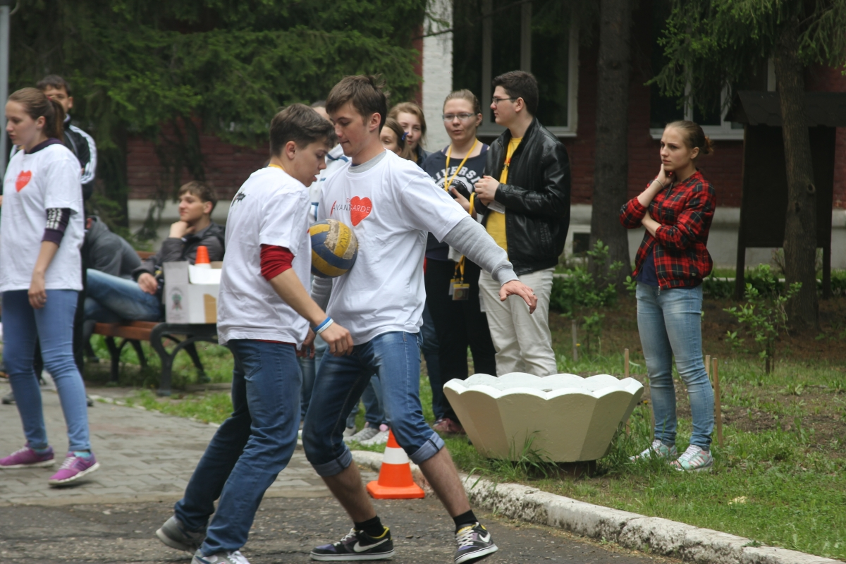 Культурно-спортивная акция в Омской области (17.05.2015) <br> Дата размещения: 06.05.2015